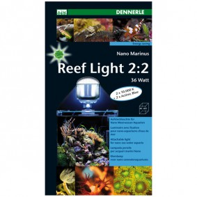 Dennerle Nano Marinus ReefLight 2:2 36 Watt