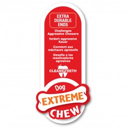 Nylabone Extreme Kauknochen Rindfleisch-Geschmack XL