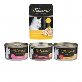 Miamor Feine Filets 96x100g Mixpaket