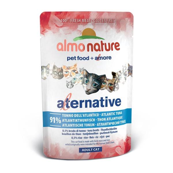Almo Nature Alternative wet Cat Atlantikthunfisch