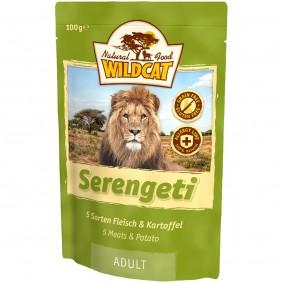 Wildcat Serengeti Adult 5 Sorten Fleisch&Kartoffel