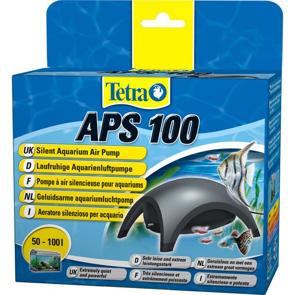 Tetra Tec Luftpumpe APS 100 anthrazit