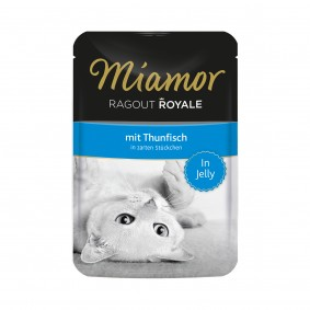 Miamor Ragout Royale in Jelly Thunfisch