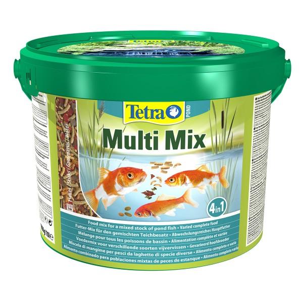 Tetra Pond Teichfutter Multi Mix - 10l