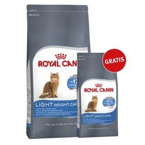 Royal Canin Katzenfutter Light Weight Care 10kg+2kg gratis