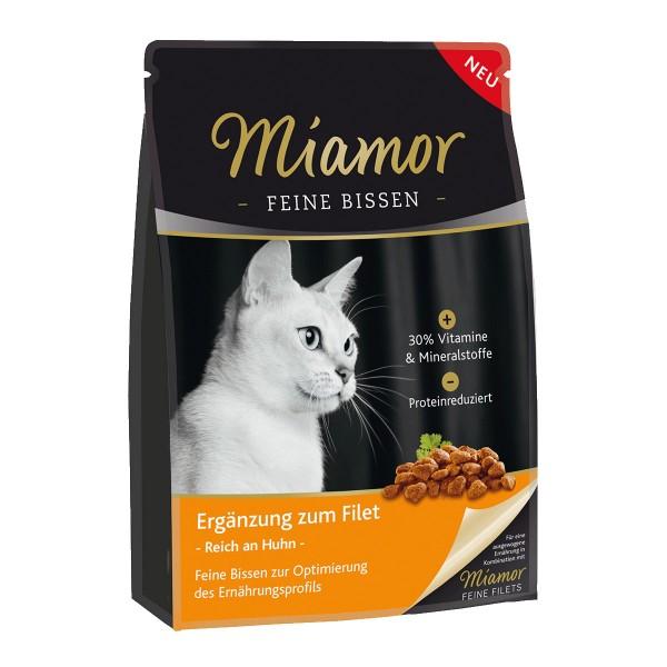Miamor Katzenfutter Feine Bissen Huhn