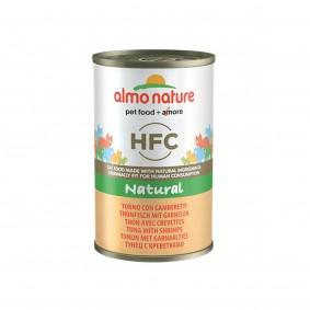 Almo Nature HFC Natural Cat Thunfisch und Garnelen