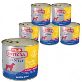 Animonda Integra Protect Sensitiv Schwein und Kartoffeln 600g