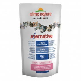 Almo Nature Alternative dry Cat Lachs und Reis