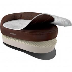 Knuffelwuff orthopädisches Hundebett Jessy XL