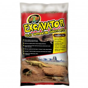 Zoo Med Excavator Clay Burrowing Substrate 4,5kg