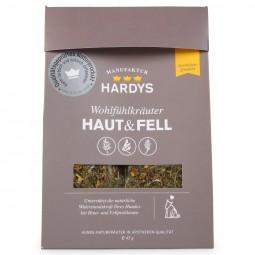 Hardys Nahrungsergänzung Wohlfühlkräuter Haut & Fell 45g