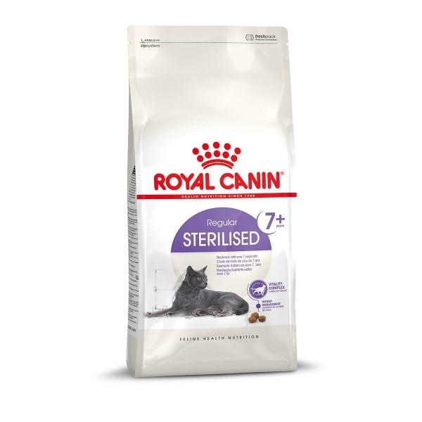 Royal Canin Katzenfutter Sterilised +7