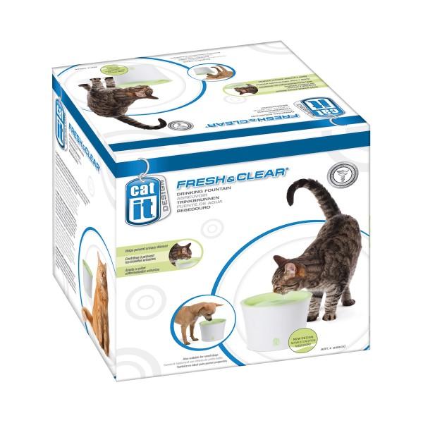 Catit Trinkbrunnen für Katzen und kleine Hunde 3l