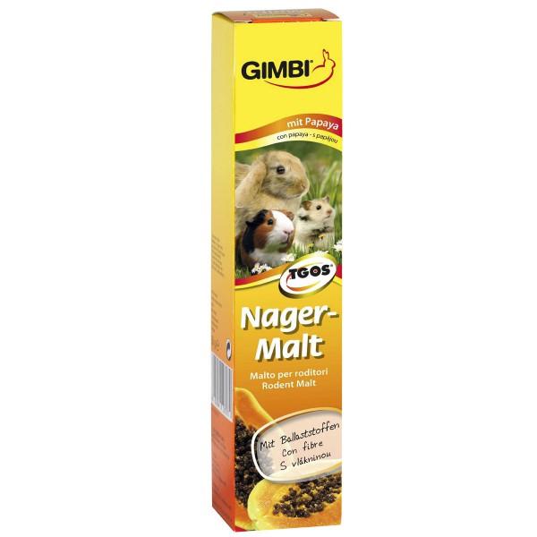 Gimbi Kleintier-Ergänzungsfutter Nager-Malt 50g