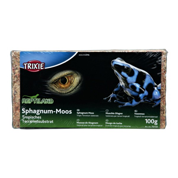 Trixie Terrariensubstrat Sphagnum-Moos 4,5l