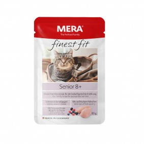 MERA finest fit Nassfutter Senior