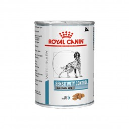 Royal Canin Vet Diet Nassfutter Sensitivity Control Ente und Reis