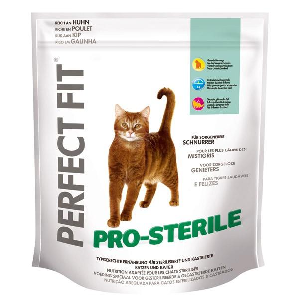 Perfect Fit Katzenfutter Pro Sterile Huhn - 750g