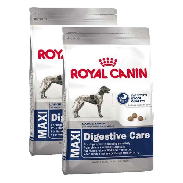Royal Canin Hundefutter Maxi Digestive Care 2x15kg