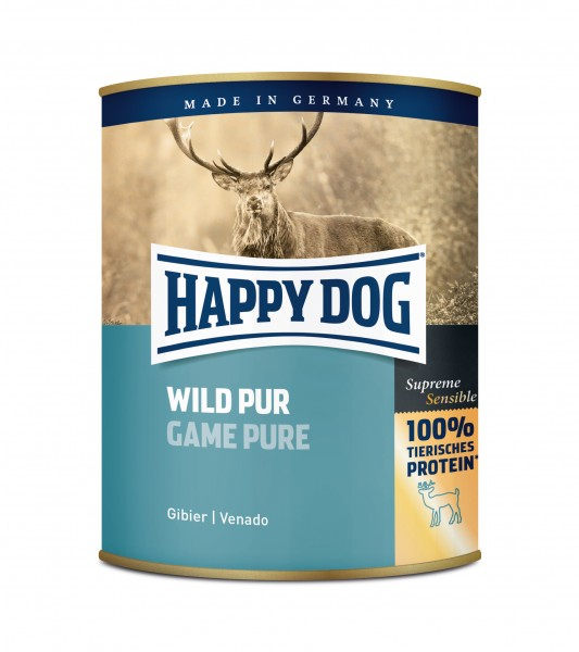 Happy Dog Wild Pur 6x800g