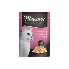 Miamor Feine Filets in Jelly Thun & Krebs