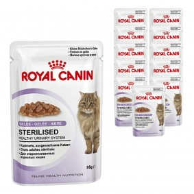 Royal Canin Katzenfutter Sterilised in Gelee 12x85g