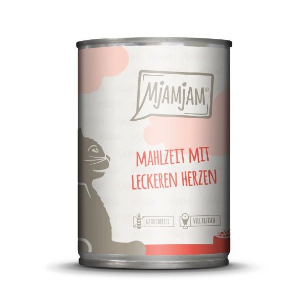 MjAMjAM - Mahlzeit mit leckeren Herzen