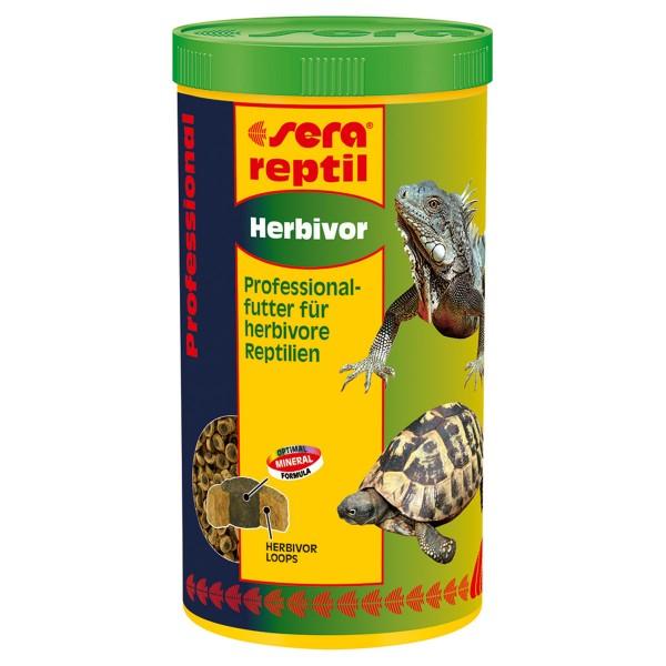 Sera Reptil Professional Herbivor aliment pour reptiles herbivores