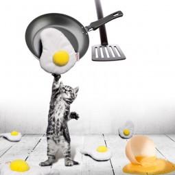 """4 Cats Baldrianspielzeug Spiegelei """"schleck-egg"""""""
