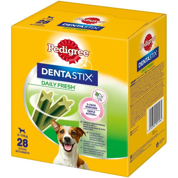 Pedigree DentaStix Fresh 28 Stück