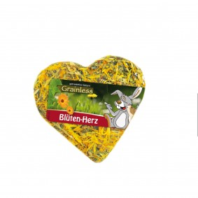 JR Farm Grainless srdce z květů 90 g