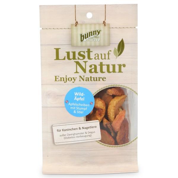 Bunny Lust auf Natur WILD-Äpfel 40g