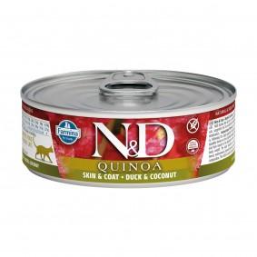 N&D Cat Quinoa Ente & Kokusnuss