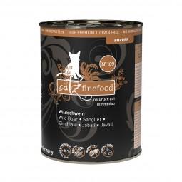 catz finefood Purrrr Multipack Dosen 1x375/5x400g