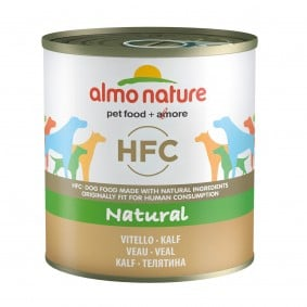 Almo Nature HFC Natural Dog Kalb