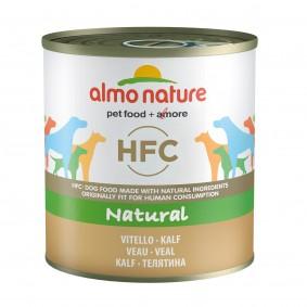 Almo Nature HFC Natural Dog Kalb