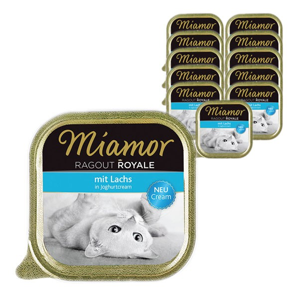 Miamor Ragout Royale Cream 16x100g