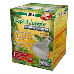 JBL UV-Strahler ReptilJungle L-U-W Light alu