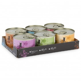 catz finefood - Multipack Dosen No. 3-13