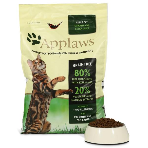 applaws cat h hnchen mit lamm g nstig kaufen bei zooroyal. Black Bedroom Furniture Sets. Home Design Ideas