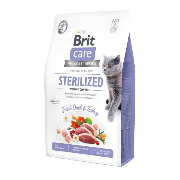 Brit Care GF Sterilized Weight Control