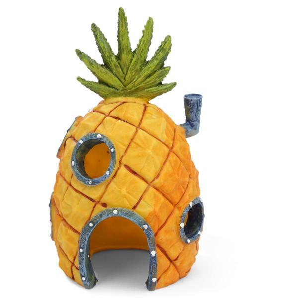 Spongebob - Aquarium Dekoration - Spongebobs Ananas Haus
