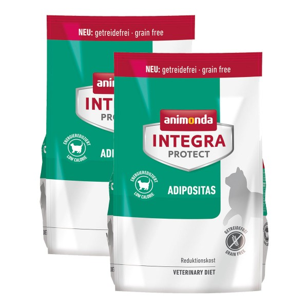 Animonda Katzenfutter Integra Protect Adipositas 2x1200g