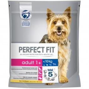 Perfect Fit Adult 1+ pro malé psy, s velkým množstvím kuřecího masa