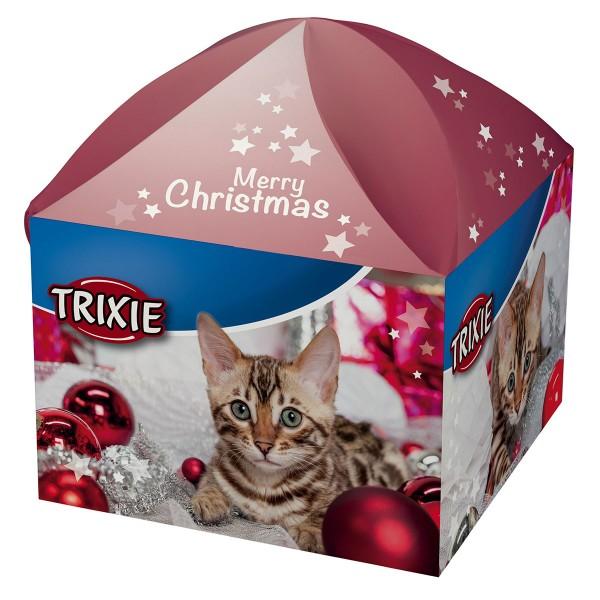 Trixie Weihnachts-Geschenkbox für Katzen