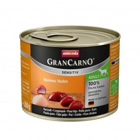 Animonda Grancarno Sensitiv čisté kuřecí maso