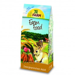 JR Farm Zwergkaninchen Adult FOOD 1,5kg