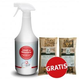 Mühldorfer Schweif- und Mähnenspray 1 Liter