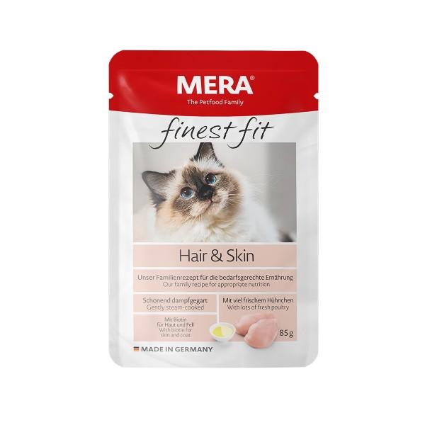 MERA finest fit Nassfutter Hair & Skin